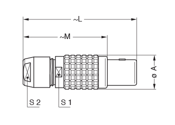 lemo connector assembly instructions