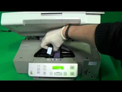 lexmark t644 maintenance kit instructions