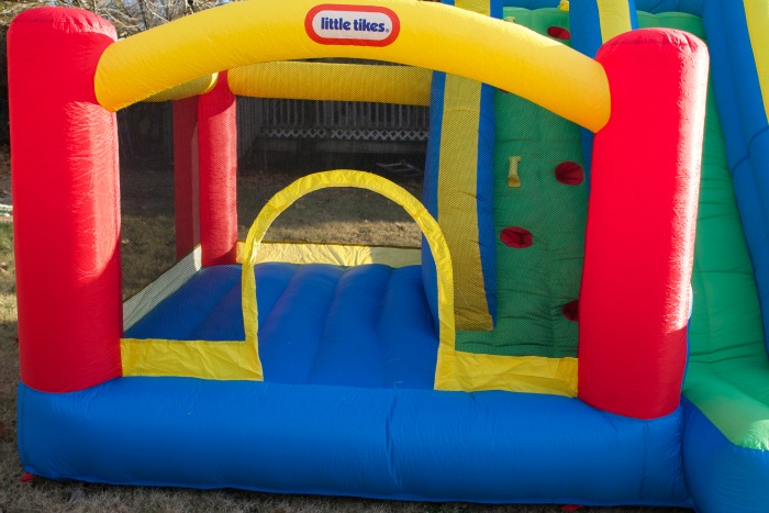 little tikes bounce house instructions