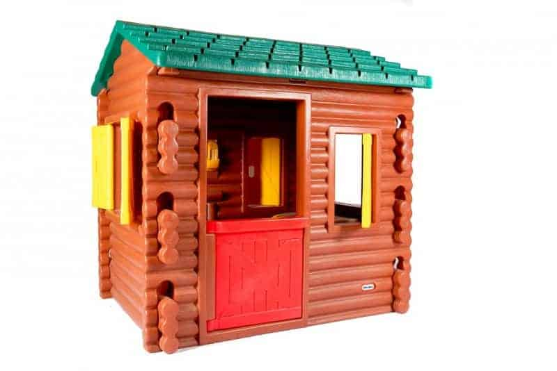 little tikes log cabin instructions