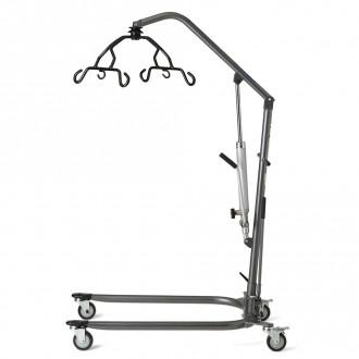 medline hoyer lift sling instructions