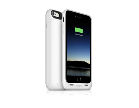 mophie iphone 6 charging instructions