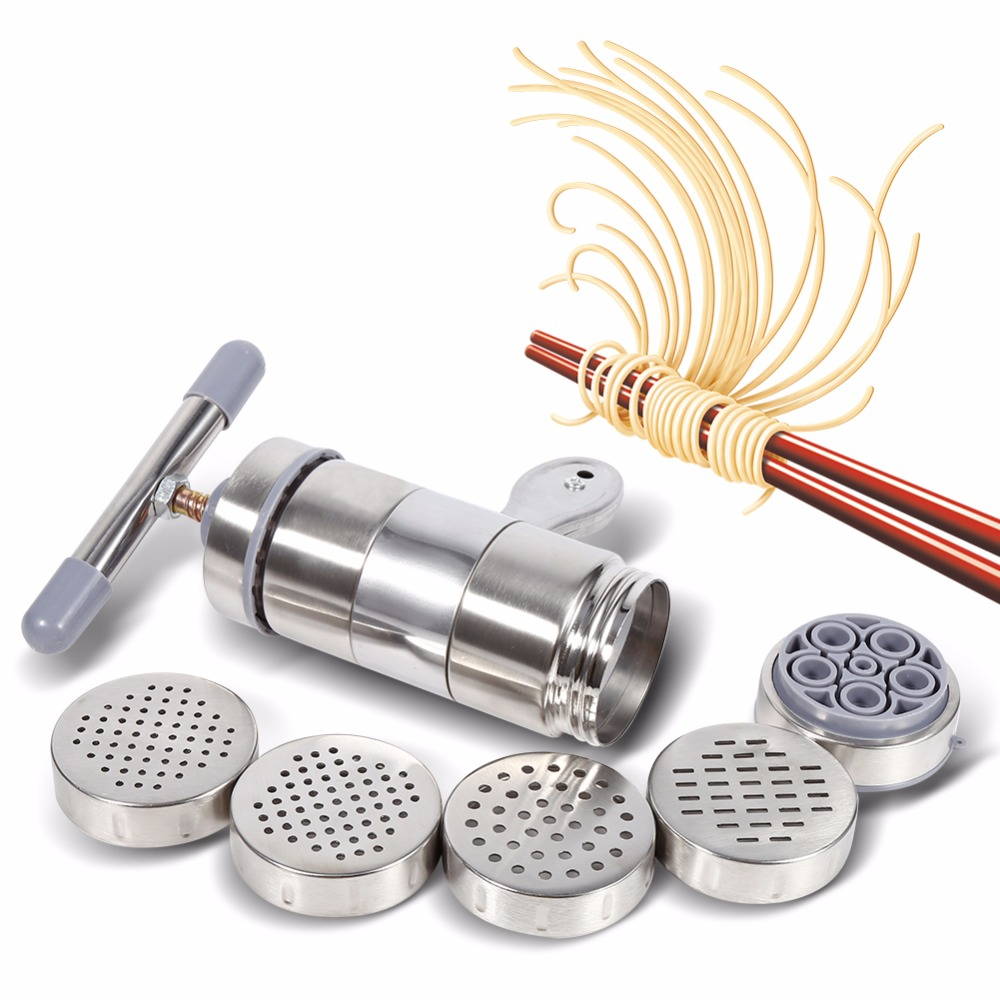norpro pasta machine instructions