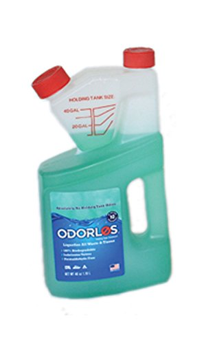 odorlos holding tank treatment instructions