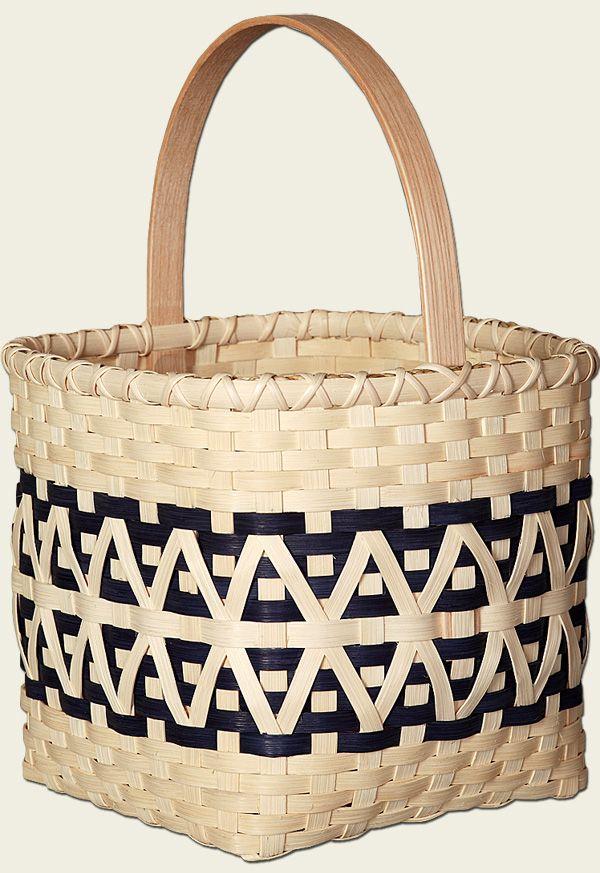 paper basket weaving instructions