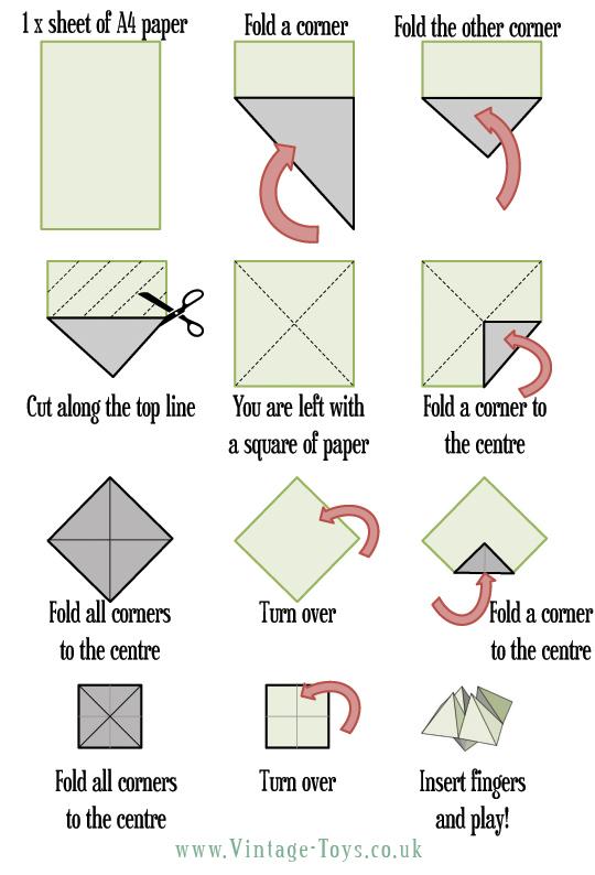 paper log maker instructions