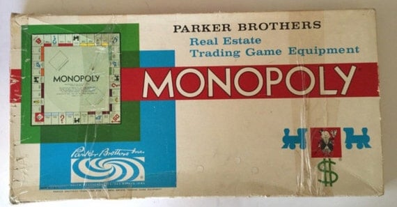 parker brothers game instructions