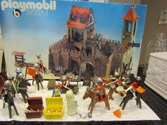 playmobil medieval castle instructions