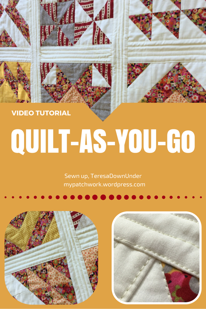 quilt as you go instructions