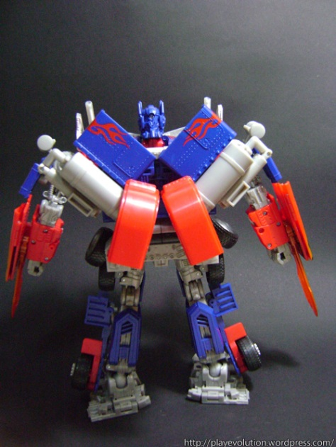 rotf leader class optimus prime instructions