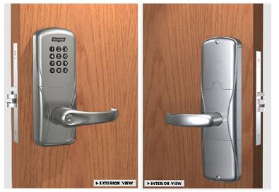 schlage digital door lock instructions