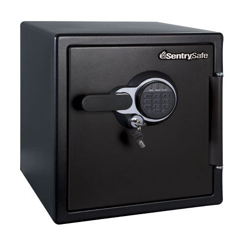 sentry safe digital lock box instructions