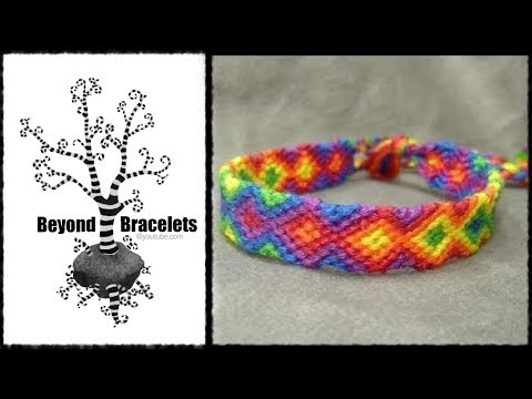 simple friendship bracelet patterns with instructions
