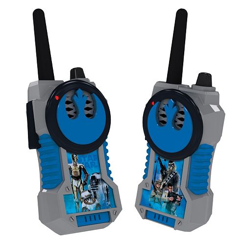 spy gear walkie talkies instructions