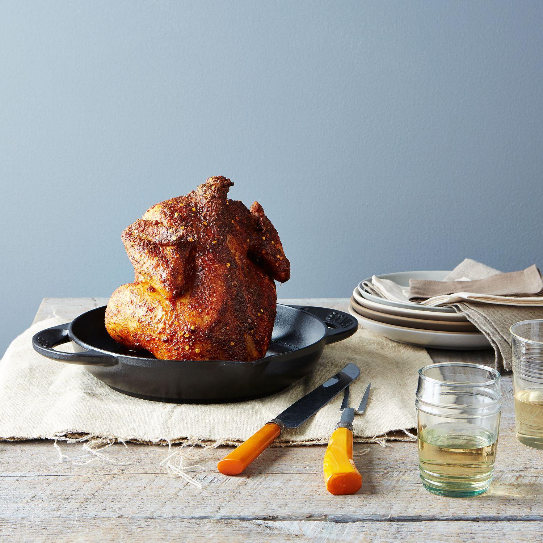 staub vertical chicken roaster instructions