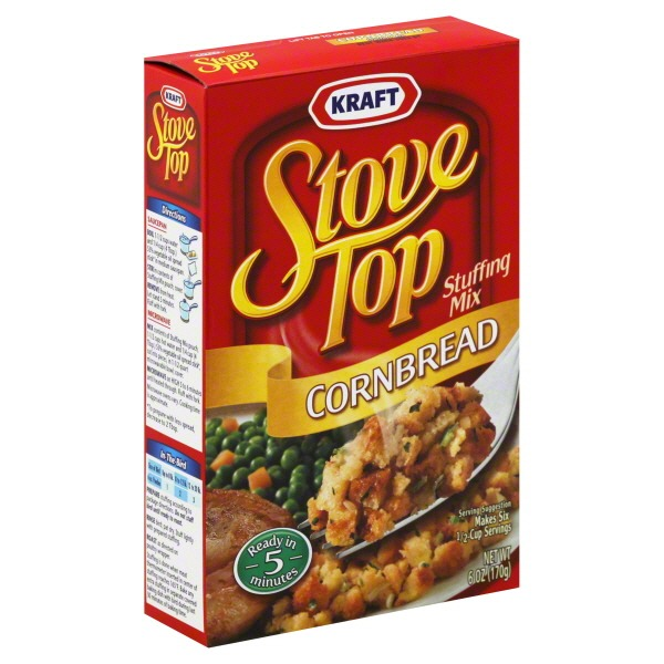 stove top cornbread stuffing instructions