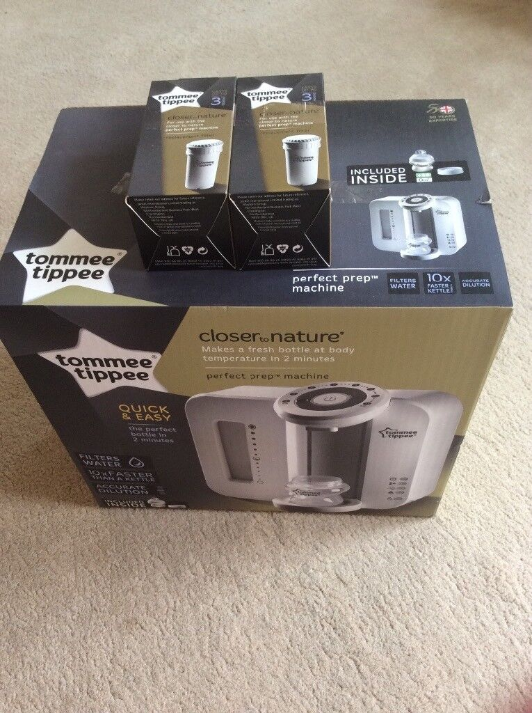 tommee tippee bottle maker instructions