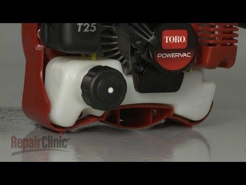 toro leaf blower vacuum instructions