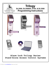 trilogy lock programming instructions